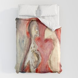A Body Tragic. Comforters