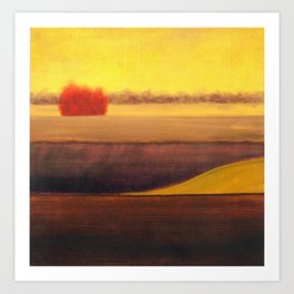 land study six Art Print