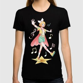 Lyrical Star T-shirt