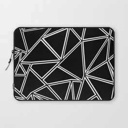 Shattered Ab Zoom Laptop Sleeve