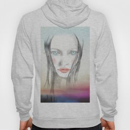 Nina floating Hoody