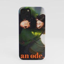 "Artwork SEVENTEEN ""An Ode"" Jeonghan & Joshua & Dokyeom iPhone Case"