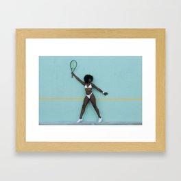 Prince of Tennis Framed Art Print