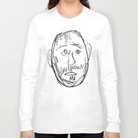 dad Long Sleeve T-shirts featuring Dad by blaframboise