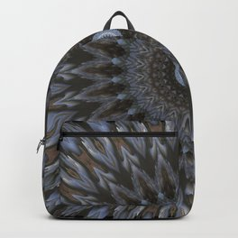 Before the daybreak - Mood mandala Backpack