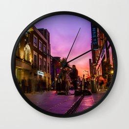 Many Forms of Art Wall Clock
