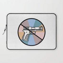 No Guns 1 Laptop Sleeve