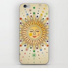 Sunshine with Placidity iPhone Skin
