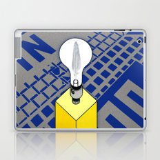 The case of The Light Switch. Laptop & iPad Skin
