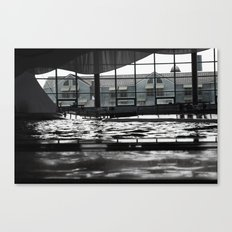 Lousy Water Canvas Print