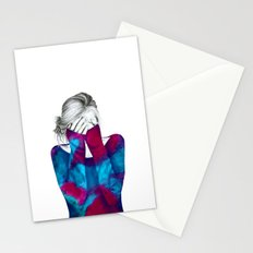 Cosmic Girl 2 Stationery Cards