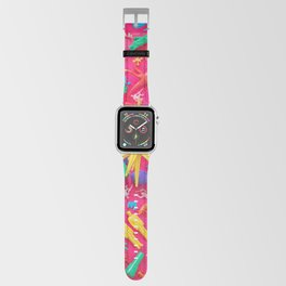 PRIDE (Plastic Menagerie Version) Apple Watch Band