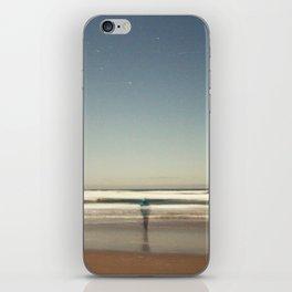 salute iPhone Skin