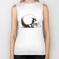 fig Biker Tanks featuring Fig 1.2 by Steal This Art