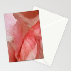 Waves of Pink - Peonies Stationery Cards