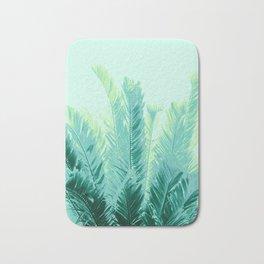 Tropical Leaves Dream #1 #tropical #decor #art #society6 Bath Mat