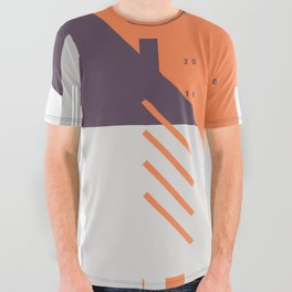 WNG 226 All Over Graphic Tee