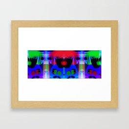 X-STATIC Framed Art Print