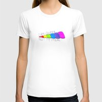 queer T-shirts featuring Queer, Not Mythical by reallydorky