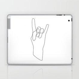 Rock Laptop & iPad Skin