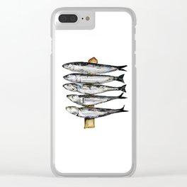 E S P E T O Clear iPhone Case