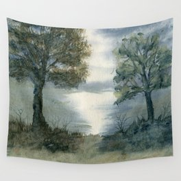 The Trees Wall Tapestry