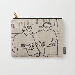 Café de Flore Carry-All Pouch