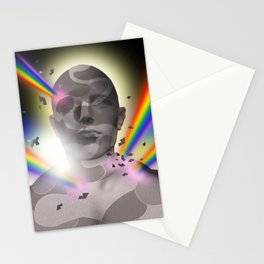'Coming out' Stationery Cards