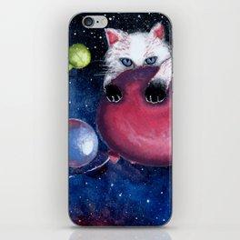 Space Kitty iPhone Skin
