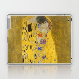 Gustav Klimt The Kiss Laptop & iPad Skin
