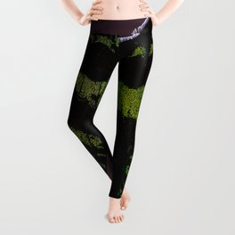 I dreamed I was a butterfly, flitting around in the sky; then I awoke. Leggings