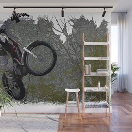 Off-roading - Motocross Racing Wall Mural