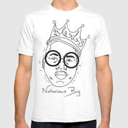 Notorious B.I.G you heard? T-shirt