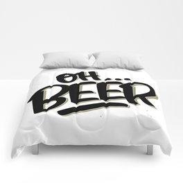 Oh... BEER Comforters