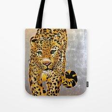 Jaguar Pachamama Tote Bag