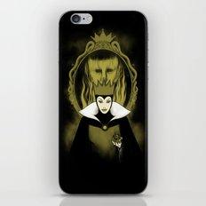 Evil Queen iPhone & iPod Skin