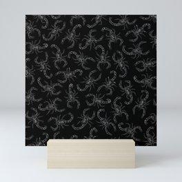 Scorpion Swarm II Mini Art Print