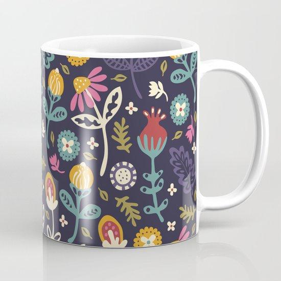 Ditsy Flowers Mug