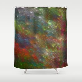 Pretty Lights Shower Curtain