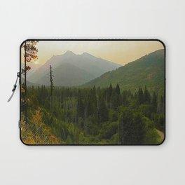 Smokey Sunset Laptop Sleeve