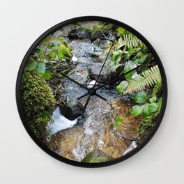 Forest Adventures Pt.3 Wall Clock