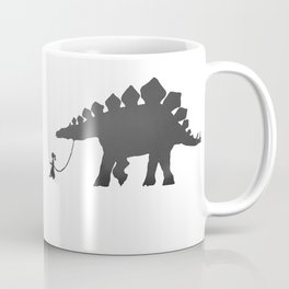 Walking Steggy Coffee Mug