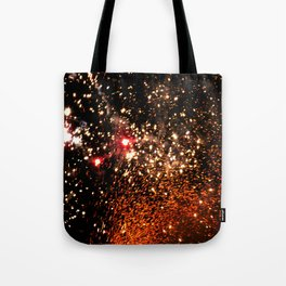 Festival (Art of Sparks) Tote Bag