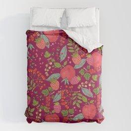 Red Comforters