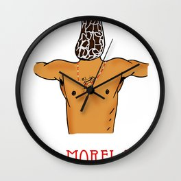 Jim Morel-son Wall Clock