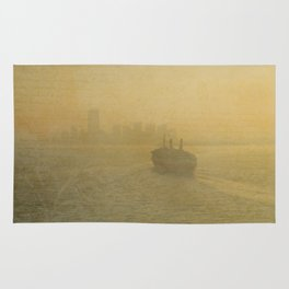 Postcards From New York Rug