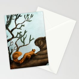 Ratatosk and the Eagle Stationery Cards