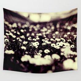 flowers field III Wall Tapestry