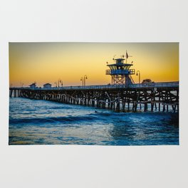 Pier at Days End Rug