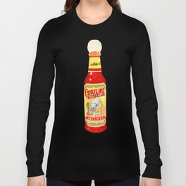 Cthulhu Hot Sauce Long Sleeve T-shirt